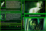 Quarantäne 1 & 2 (2008-2011) R2 German Custom Cover & labels