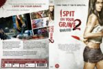 I Spit On Your Grave 2 (2013) R2 DVD Swedish Cover