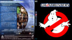 Ghostbusters (1984) R2 German Blu-Ray Cover