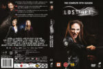 Lost Girl – Season 5 (2016) R2 DVD Nordic Cover