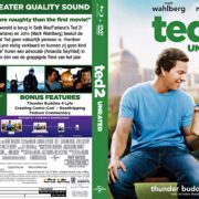 Ted 2 Unrated (2015) R2 Blu-Ray Dutch Cover