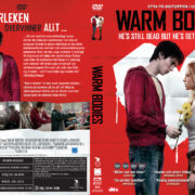 Warm Bodies (2013) R2 DVD Swedish Cover