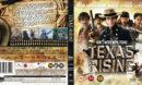 Texas Rising (2015) R2 Blu-Ray Nordic Cover