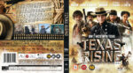 Texas Rising (2015) R2 Blu-Ray Nordic Cover