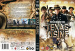 Texas Rising (2015) R2 DVD Nordic Cover