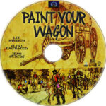 Paint Your Wagon (1969) R1 Custom Label
