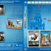 Disney Classics – Homeward Bound Triple Feature (1963-1996) R1 Custom Cover