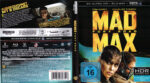 Mad Max Fury Road 4K (2015) R2 German Blu-Ray Cover