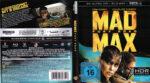 Mad Max Fury Road 4K (2015) R2 German Blu-Ray Cover