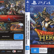 Dragon Quest Heroes: The World Tree's Woe and the Blight Below (2015) PAL PS4
