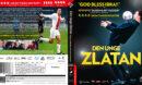 Den Unge Zlatan (2015) R0 Blu-Ray Swedish Cover