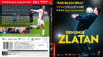 Den Unge Zlatan (2015) R0 Blu-Ray Swedish Cover