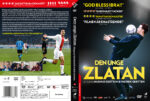 Den Unge Zlatan (2015) R0 DVD Swedish Cover
