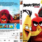 Angry Birds The Movie (2016) R2 DVD Czech Cover