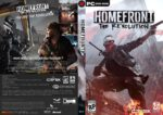 Homefront (2016) Custom PC Cover