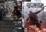 Homefront (2016) Custom PC Cover