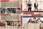 Neighbors Double Feature (2014-2016) R1 Custom Cover