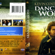 Dances With Wolves: 20th Anniversary (2015) R1 Blu-Ray Cover & Labels