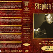 Stephen King: The Ultimate Collection – Set 1 (1976 – 1983) R1 Custom Covers