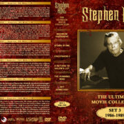 Stephen King: The Ultimate Collection – Set 3 (1986 – 1989) R1 Custom Covers