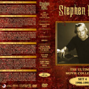 Stephen King: The Ultimate Collection – Set 4 (1990 – 1991) R1 Custom Covers