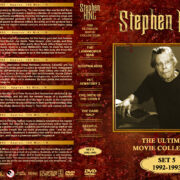Stephen King: The Ultimate Collection – Set 5 (1992 – 1993) R1 Custom Covers
