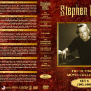 Stephen King: The Ultimate Collection – Set 6 (1993 – 1995) R1 Custom Covers