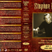 Stephen King: The Ultimate Collection – Set 7 (1995 – 1997) R1 Custom Covers