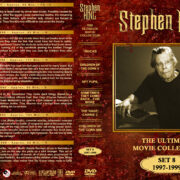 Stephen King: The Ultimate Collection – Set 8 (1997 – 1999) R1 Custom Covers