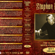Stephen King: The Ultimate Collection – Set 9 (1999 – 2002) R1 Custom Covers