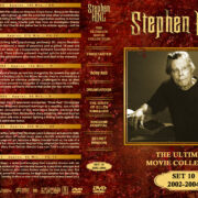 Stephen King: The Ultimate Collection – Set 10 (2002 – 2004) R1 Custom Covers