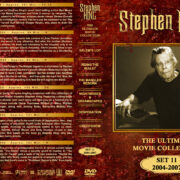 Stephen King: The Ultimate Collection – Set 11 (2004 – 2007) R1 Custom Covers