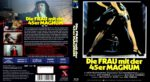 Die Frau mit der 45er Magnum (1981) R2 German Blu-Ray Cover