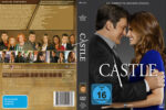 Castle Staffel 6 (2013) R2 German Cover & Labels