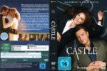 Castle Staffel 7 (2015) R2 German Custom Cover & Labels