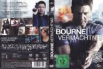 Das Bourne Vermächtnis (2012) R2 German Cover