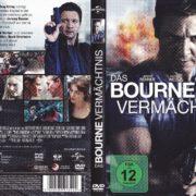 Das Bourne Vermächtnis (2012) R2 German Cover