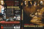 Brotherhood of Blood – Jagd auf die Vampire (2007) R2 German Cover & Label