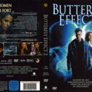 Butterfly Effect 2 (2006) R2 German Cover & Label