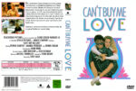Can`t Buy Me Love (1987) R2 German Cover & Label