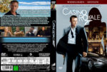 Casino Royale (2006) R2 German Cover & Label