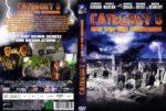 Category 6 – Der Tag des Tornados (2004) R2 German Cover & Label