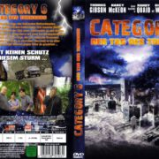 Category 6 – Der Tag des Tornados (2004) R2 German Cover & Label