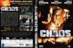 Chaos (2008) R2 German Cover & Label