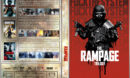 Rampage Trilogie (2009-2016) R2 German Custom Cover & Labels