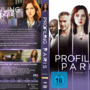 Profiling Paris Staffel 5 (2014) R2 German Custom Cover & Labels