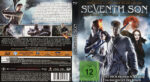 Seventh Son (2015) R2 German Blu-Ray Cover & Label