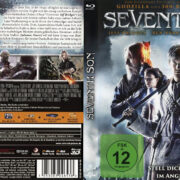Seventh Son (2015) R2 German Blu-Ray Cover & Label