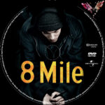 8 Mile (2002) R2 German Custom Label