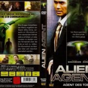 Alien Agent (2007) R2 German Cover & Label
